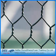 "PVC 3/4"" Hexagonal Wire Mesh Using in Farm"