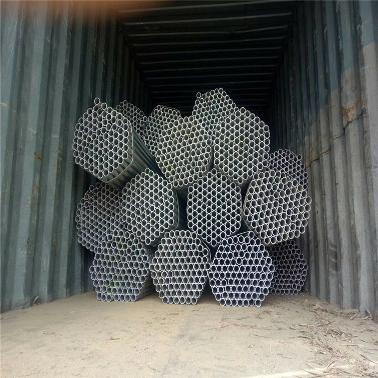 Galvanized pipes 05