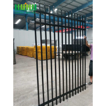 Hot Sale Free Sample Wrought Iron Fence