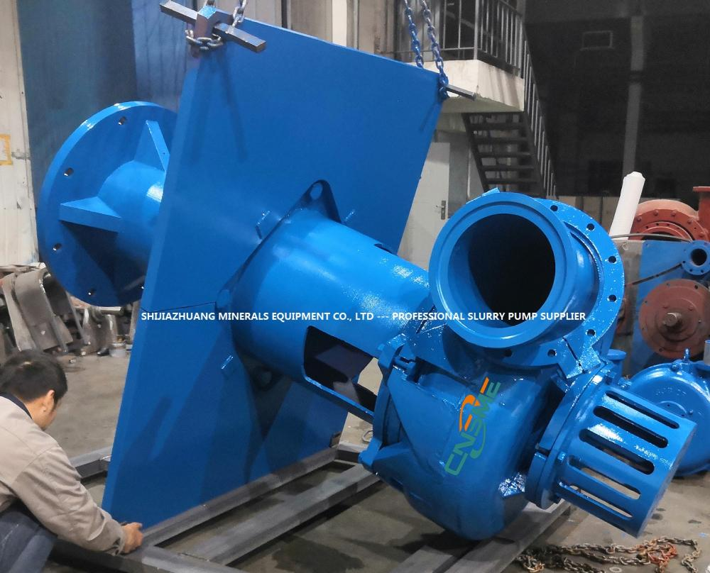 Vertical Sump Slurry Pumps for Heavy Duty Slurry