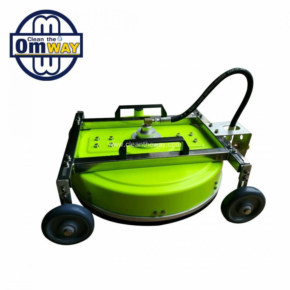 Surface Cleaner--Roof Cleaner
