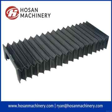 PVC Fabric CNC Machine Accordion Dust Cover Bellows
