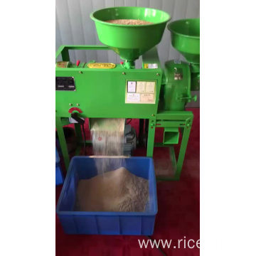 Potable Stable Flour Milling Machine Rice Mill Machinery