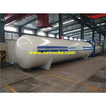 30 Tons LPG Gas Storage Tanks