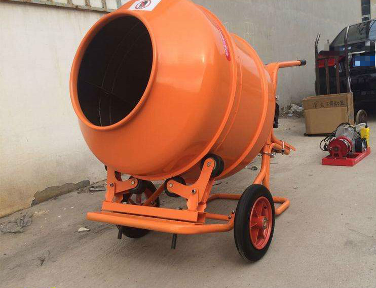 Small Concrete Cement Mixer