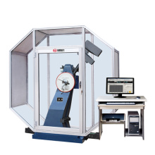 Pendulum Impact Testing Machine With Protective Device