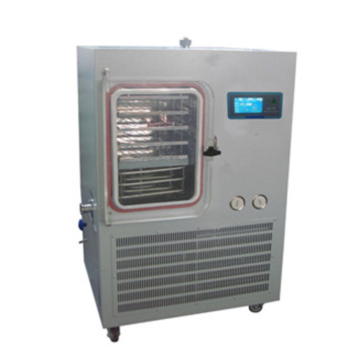 Chemical electric heating pilot type freeze dryer