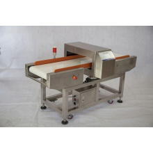 Metal detector sensitivity food industry (MS-809)