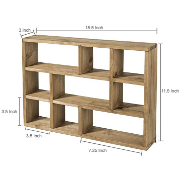 Freestanding Shadow Box Floating Wall Shelf
