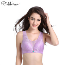 Women large bresat push up moulded pandded bra