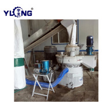 Rice Bran Pellet Pressing Machine
