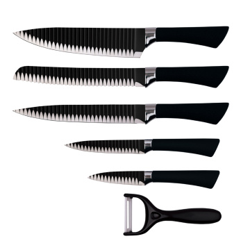 6pcs daily use sharp knives