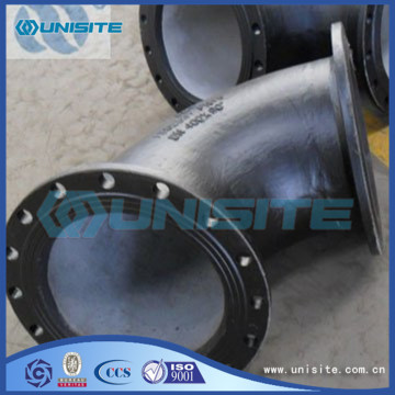 Casting steel bend fitting