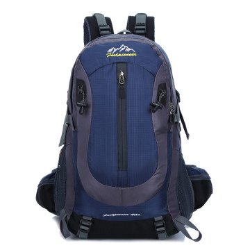 High capacity multifunctional outdoor hiking backpack