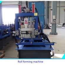 Lowest Price for C/Z/U Purlin Roll Forming Machine Hydraulic automatic CZ purlin touch screen forming machine export to United States Manufacturers