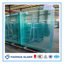 Railings ASTM Certified Bent Tempered Glass