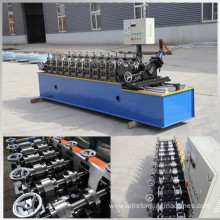 Light weight steel roof truss machine