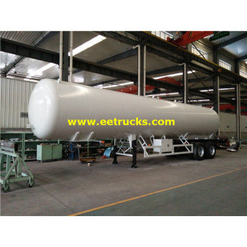 60000l LPG Transport Semi Trailers