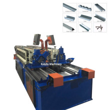 CD60 27UD27 28 Light Keel Roll Forming Machine