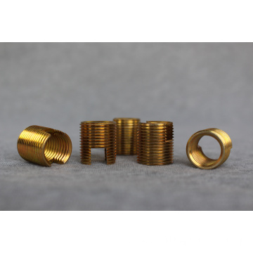High precision ss M2 tap lock insert