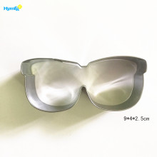 Factory Supplier for Stainless Steel Cookie Cutter Custom Metal Summer Glasses Cookie Cutter supply to South Korea Manufacturers