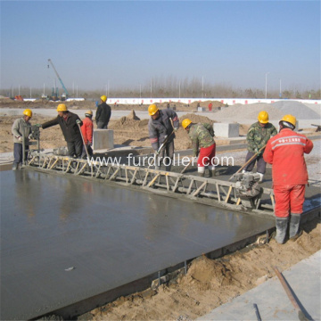 Hot Sale Concrete Truss Screed For Road