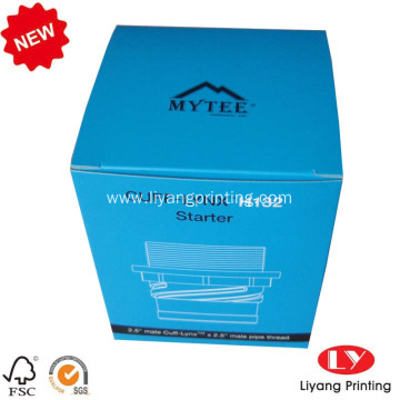 Luxury new design packaging box paper box