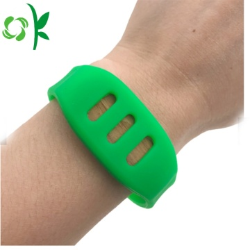 Europe Simple Design Anti-mosquito Bands Fashion Bangles