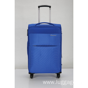 China Factories for Aluminum Pull Rod Luggage Case Feybaul Softside Expandable Luggage supply to Bahrain Exporter