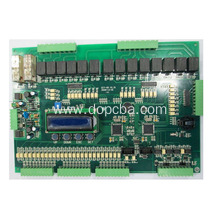 Quick Turn Control Panel Printed Circuit Boards Assembly