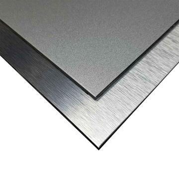 Galvanized Steel Composite Panel Color Coated  LDPE Core