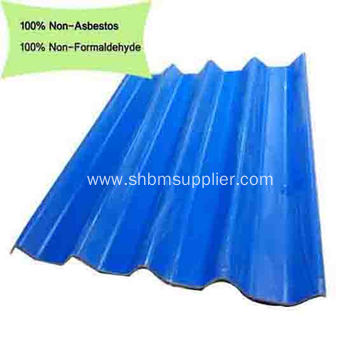 Reinforced Cold-resistant Fireproofing MgO Roofing Sheet