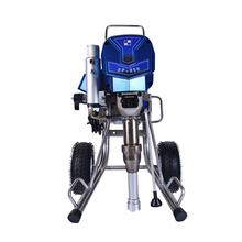 marine airless paint machine
