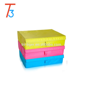 Promotional bra storage box underwear fabric drawer organizer for sale
