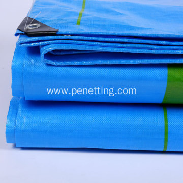 Heavy-duty HDPE tarpaulin in various colors
