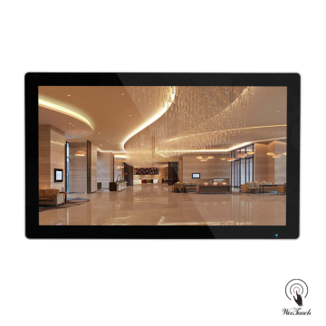 55 Inches Digital Information Panel for Lobby