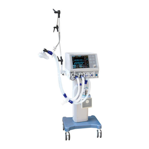 Good Price Hospital Medical Ventilator Machine Breathing Apparatus