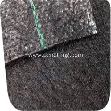 160gsm PP Needle Punched Woven Fabric Plastic Weed