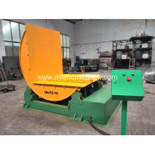 China for Steel Coil Upender 10t New Steel Coil Automatic Upender Tilter Machine export to Netherlands Factory