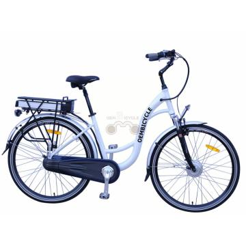 700 C Suspension Women's Electric Bike