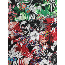 Personlized Products for Printed Rayon Challis Tropical Design Rayon Challis 30S Printing Woven Fabric export to Tuvalu Wholesale