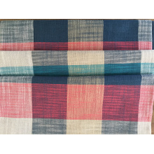 High Quality for Bamboo Cotton Blend Yarn Dyed Fabric Fashion Plaid Color Bamboo Cotton Fabric export to Poland Manufacturers