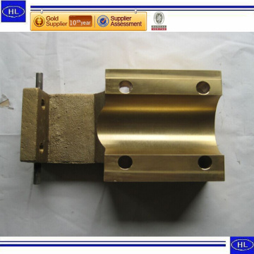 Factory Promotional for CNC Milling Parts Brass Copper CNC Machining Parts supply to Myanmar Factories
