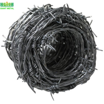 Iron Wire Material and Galvanized Barbed Wire