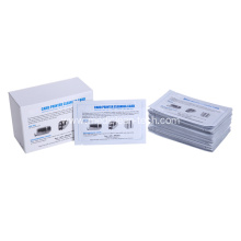 Factory selling for Zebra Cleaning Kits,Zebra Clean Print Head,Zebra Alcohol Cleaning Kits Manufacturers and Suppliers in China Zebra Compatible 104531-001 Card Printer Cleaning Kit supply to Macedonia Wholesale