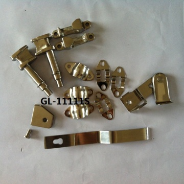 China for Steel Truck Door Lock Stainless Steel Polished Truck Rear Door Locks supply to Micronesia Suppliers