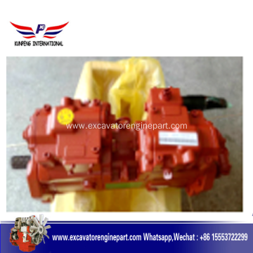 Customized for Hitachi Excavator Hydraulic Pump Korea Kawasaki Hydraulic Main Pump for 20T Excavators export to Guinea Factory