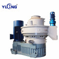 Industrial wood pelletizing machine