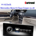 Benz Coupe Desk Radio Updates Touch Monitor