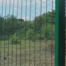 PVC coated 358 Fence Panel